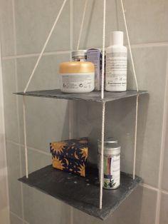Porte-savon suspendu pour la salle de bain ou la cuisine : Meubles et rangements par la-fee-rabote