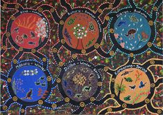 Celebrate The Noongar Six Seasons At Fremantle Markets With Our Art Trail Display And