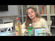 Detergente lavavajillas GRAN AHORRO, casero y ecológico. Dish Washing Machine (organic) by Pilar - YouTube