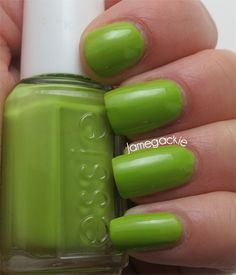Swatch: Essie Summer 2013 The More the Merrier | Jamegackie