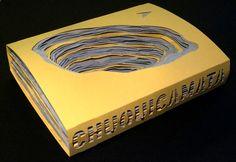 Chuquicamata Mine 3D Paper Model