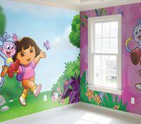 dora bedroom decorations | Wall Decor : Curbed National