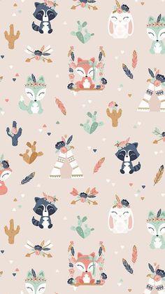 Textile Pattern Design, Flower Pattern Design, Design Floral, Surface Pattern Design, Textile Patterns, Flower Patterns, Print Patterns, Whats Wallpaper, Trendy Wallpaper