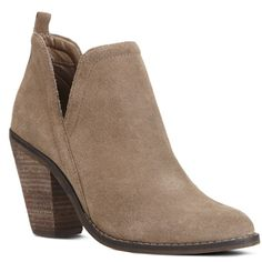 Nine West Booties Nine West Sienna taupe suede ankle boots. Brand new in box! Nine West Shoes Ankle Boots & Booties