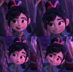 To my baby girl: stop being so cute all the freaking time! Unicorn Wallpaper Cute, Cute Girl Wallpaper, Cute Disney Wallpaper, Cute Cartoon Wallpapers, Laika Studios, Gogo Tomago, Marvel Animation, Vanellope Von Schweetz, Iphone Wallpaper Sky