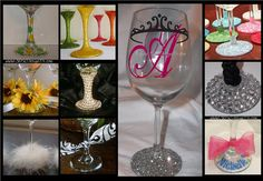 Princess Glass Etsy listing at http://www.etsy.com/listing/158727390/princess-crown-a-custom-made-wine