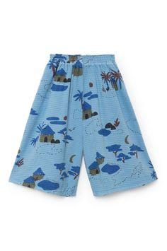 Bobo Choses Gombe Culotte Pants