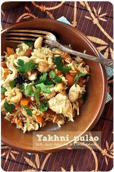 C'est peut-être la première recette indienne de ce blog, il était temps! J'avoue que si je cuisine beaucoup asiatique, la cuisine indienne ne m'a jamais beaucoup attirée. Sûrement parce que je ne suis pas fan de curry, mais heureusement la cuisine indienne...