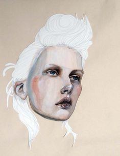 Inspiring Illustrations Artworks by artist and fashion designer Anne Sofie Madsen. Illustration by Anne Sofie Madsen Illustration by Anne Sofie Madsen Anne