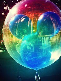 Disney Balloons!