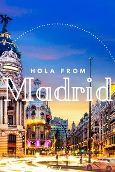 A weekend city break to Madrid. Food, fun, sunshine and sightseeing in the gorgeous Spanish capital.