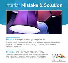 The Basic Information Just for You!  #DecorSolutions #InteriorDesigners #InteriorDecorators