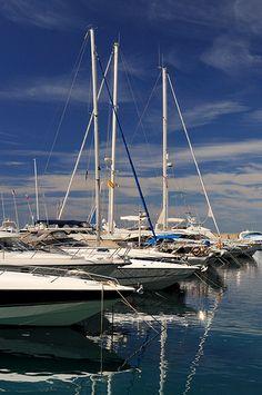Boats of Monaco
