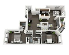My House Plans, House Layout Plans, Small House Plans, House Layouts, House Floor Plans, Home Building Design, Home Design Plans, Building A House, Sims House Design