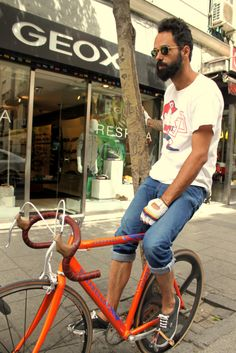 48 Best Cycling images | Bicycle, Cycling, Cycle chic