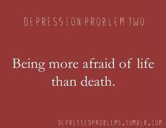 Depression Problem Two