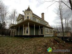 1000 images about chalets et maisons de campagne on pinterest quebec chal - Pinterest maison de campagne ...