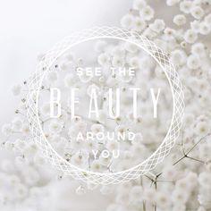 ~See the beauty around you~ Resolvi lançar um desafio pra vocês hoje: que tal…