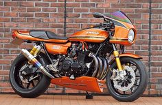 Kawasaki Z1 No.019 by Bull Dock