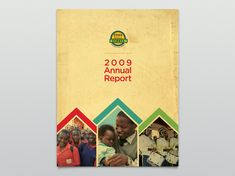 Echoes Annual Report Covers - Dina Cicchini I Graphic Design