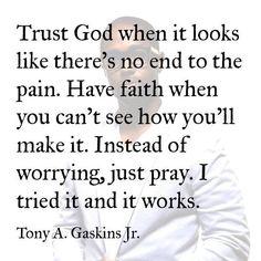 Tony A. Gaskins Jr.