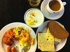 2013.4◇HOTEL METROPOL #breakfast