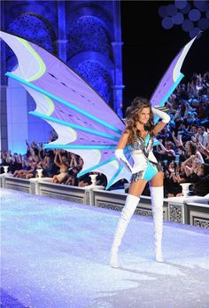 I have no idea how this even pertains to VS, but I did enjoy it.   Victoria's Secret Fashion Show 2011