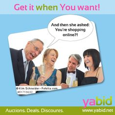 #Things aren't what they used to be? #Thankfully! #Now we have #Yabid! Get it when YOU want it! www.yabid.net