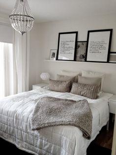 small bedroom design , small bedroom design ideas , minimalist bedroom design for small rooms , how to design a small bedroom Guest Bedrooms, Spare Bedroom, Home, Bedroom Makeover, Bedroom Design, Luxurious Bedrooms, Small Room Bedroom, Small Bedroom, Simple Bedroom