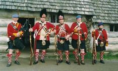 The Black Watch at the Ulster American Folkpark. Dads, Indian, American, England, France, History, Black, Watch, Vintage