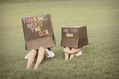 """You have heard of """"Thinking outside the box"""" right? Well scratch that, if you want to make it online, then you need to start """"Thinking inside the box"""". Read here to see why. Inside The Box, Thinking Outside The Box, Cute Pictures, Cool Photos, Creative Photos, Behind Blue Eyes, Favim, Herschel Heritage Backpack, Messages"""