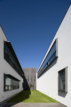 #arch #architecture #architects #portuguese architects #arx #arx architecture #Barreiro College of Technology