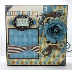 Obsessed with Scrapbooking: Close to My Heart Art Philosophy Plaque