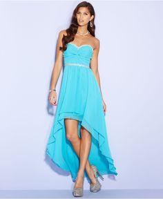 High Prom Dresses