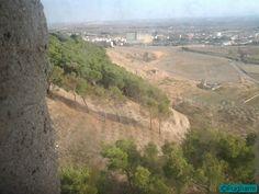 Il panorama dalla Fortezza Svevo-Angioina