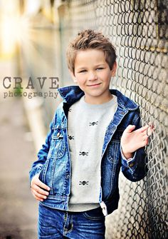 Love this little guy's style and hair / from a cool family session by Crave Photography