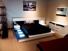 Great Contemporary Bedroom Furniture Ideas