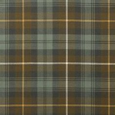 Campbell of Argyll Weathered Lightweight Tartan by the meter – Tartan Shop