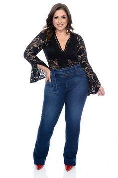 Vestido Plus Size Sonal Plus Size Jeans, Gauze Clothing, Duster Dress, Pernas Sexy, Plus Zise, Triathlon Clothing, Vestidos Plus Size, Looks Plus Size, Plus Size Summer