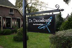 Bed & Breakfast de Droomhoeve Nunspeet | de Veluwe, mooie omgeving, heerlijke kamer, top ontbijt + goede zorg!