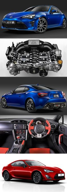 Toyota GT 86 Gets the 2.0-litre Petrol Engine For more information visit link: http://www.engines4sale.co.uk/blog/category/toyota/