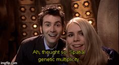 Doctor Who Gifset Journey's End- The Doctor calling upon Torchwood to help get the Earth back home, and then realizing he met Gwen Cooper's ancestor due to her looking just like her ancestor from the 1800′s in Cardiff.  #david tennant#dt#my gifs#doctor who#doctor who gifset#dw#tenth doctor#rose tyler#captain jack harkness#gwen cooper#ianto jones#sarah jane smith#tentoo#mickey smith#journey's end#torchwood#tenny