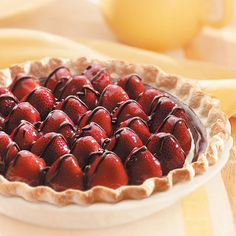 """Strawberry Lover's Pie Recipe -The second question people ask when I serve them this pie is, """"What's your recipe?"""" It comes right after their first question: """"May I have another slice?"""" I like sewing and quilting, gardening"""