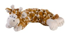 Hot-Pak® Giraffe - Warmies. SHOP HIER: http://ow.ly/zcY1302BIcd
