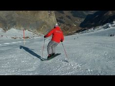 Dolphin Turns - Advanced Skiing Drills for Balance - YouTube