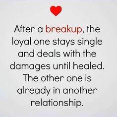 The loyal vs disloyal