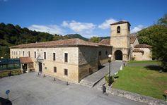 Parador of Cangas de Onís, Asturias : A Convent/Monastery Parador