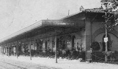 Viani L. - Viareggio - Stazione Vecchia - Foto tratta da Nuova Viareggio Ieri -N.12-settembre 1994