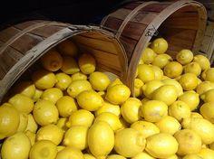 Detox Your Body Now:  Using Lemons