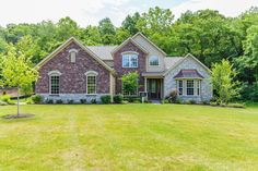 3906 Dry Hollow Court #16044227 -  Exquisite builder display home on a 4.9 Acre wooded lot!  Features include 3,857 square feet, 4 bedrooms, 3.5 baths, a Loft, and 9 foot ceilings.